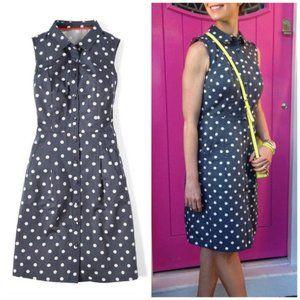 BODEN: Polka Dot Cotton Dress